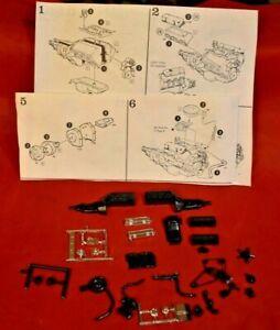 MPC 1981 Pontiac Firebird T/A Turbo V-8 Engine 1/16