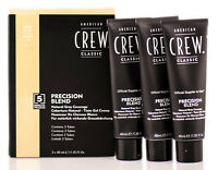American Crew  Precision Blend Natural Grey Coverage Light 1.35 oz