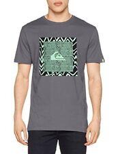 Quiksilver Classicnanospan Kze0 T-shirt Homme Quiet Shade/solid FR M (tai...