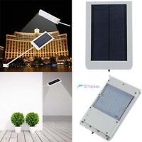NEW Power Thin Waterproof 15 LED Solar Sensor Wall Street Light Outdoor Lamp  MT