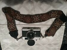Konica C35 Automatic Film Rangefinder Camera 35mm Japan Hexanon 38mm F2.8