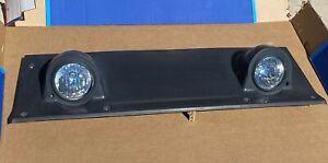 Xterra roof lights offroad air dam 4x 2005-2015 P4X NISSAN panel Pro boob lights