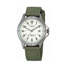 Lorus Gents Military Style Watch  RXD425L8-NEW