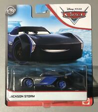 Disney Pixar Cars Jackson Storm 95 Silver Collection Series