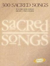 300 Sacred Songs In A Fake Book Format Melody Lyrics Chords
