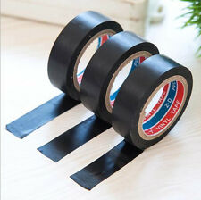 15mmx6M Adhesive PVC Electricians Electrical Insulation Tape Black High Quality