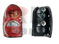 FOR JEEP CHEROKEE LIBERTY 01-04 NEW REAR TAIL LAMPS RED/ ORANGE LEFT N/S