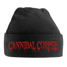 Cannibal Corpse 'Red Logo' Beanie Hat - NEW