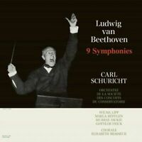 New Beethoven 9 Symphonies Carl Schuricht Japan 6 SACD Box Tower Records Japan