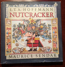Nutcracker ETA Hoffmann Maurice Sendak 1st Edition 1984 Hardcover w/ Dust Jacket