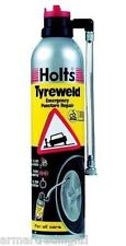 Emergency Tyre Sealant 500ml Puncture Rapid Repair Fix Tire Foam Holts HT4YA