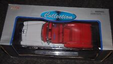 New Welly 1:18 Scale 1955 Oldsmobile Super 88 Convertible Die Cast Metal Car