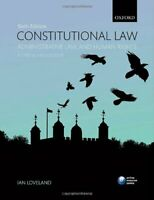 Constitutional Law, Administrative Law, and Human Rights: A ... by Loveland, Ian