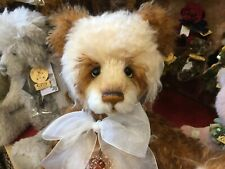 More details for charlie bears rita limited edition of 200 brand new - uk seller