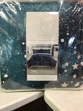 Vcny Home Through The Milky Way Comforter Set Kids Collection FULL