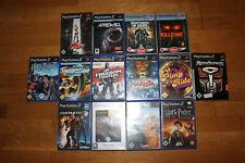14 Playstation 2 Spiele, PS2 Spiele Sammlung