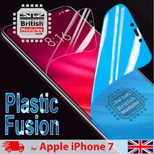 iPhone 7 Shockproof Nano Glass Plastic Fusion Shield Film Gel Screen Protector