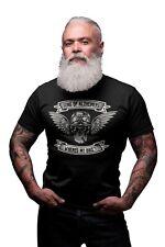 SONS OF ALZHEIMERS WHERES MY BIKE Mens Funny Motorbike T-Shirt Motorcycle Biker