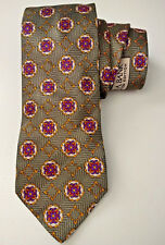 Jos. A. Bank Limited Edition Numbered #67 of 100 Silk Tie 60""