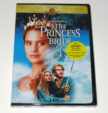 The Princess Bride Special Edition Widescreen Dvd Robin Wright Cary Elwes ~ New