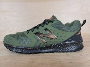 New Balance Fuelcore Nitrel Green MTNTRRG1 Trail Running Shoes Mens Multiple SZ