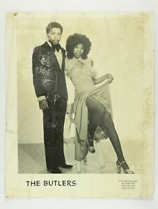Butlers - 8x10 Promo Glossy - C.R.S. - Soul - Odds & Ends!