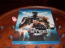 Real Steel - Hugh Jackman   Blu-Ray ..... Nuovo