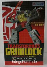Fewture EX Gokin Transformers EX-TF02 G1 Autobot Grimlock Diecast Action Figure