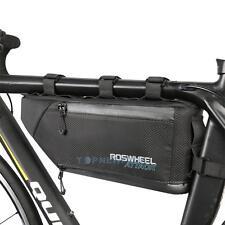 ROSWHEEL 4L Fahrrad Rahmentasche Dreieck Tasche Fahrradtasche MTB Wasserdicht