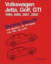 Volkswagen Jetta, Golf, GTI Service Manual 1999-