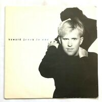 HOWARD JONES - One To One 1986 Vinyl, LP Album / Synth-pop / VG+/VG+