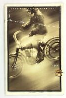 1903 - 1993 Harley - Davidson Motorcycles Collectible Book Brochure Vintage