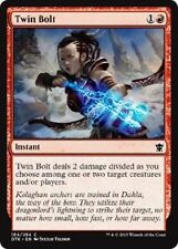 Twin Bolt NM x4 Dragons of Tarkir MTG Magic Cards Red Common