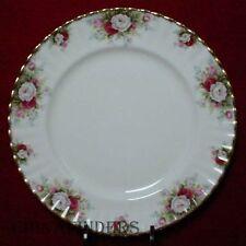 "ROYAL ALBERT china CELEBRATION pattern Dinner Plate @ 10-3/8"""