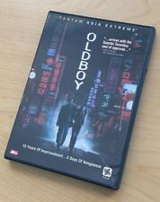 Oldboy (2003) DVD - Original Korean Version! LIKE NEW!! - Region 1