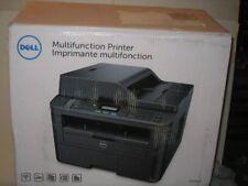 NEW - Dell E515DW Wireless Black & White All-In-One Laser Printer!!