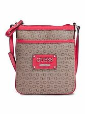 NWT Women Guess Handbag Proposal Crossbody - coral