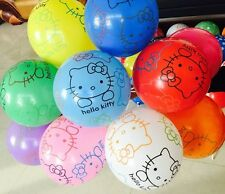 Hello Kitty Balloons 25 Pack Party Decorations