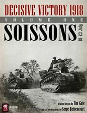 Legion Wargames Decisive Victory 1918: Soissons NISW Fast Shipping