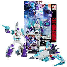 Year 2017 Transformers Power of the Primes Deluxe Class Figure - DREADWING