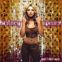 Britney Spears CD Oops!...I Did It Again - Europe