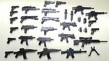 (No.19-5) custom swat police gun  army weapons  parts for LEGO minifigures