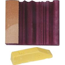 Flexcut Wood Carving Tools Slipstrop Sharpening kit with Gold Polishing Compound