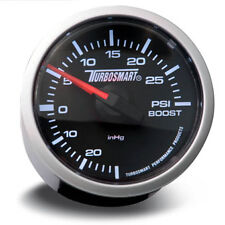 TURBOSMART BOOST GAUGE 30psi 52MM UNIVERSAL TO SUIT TURBO VEHICLE TURBOCHARGER