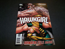 SIGNED WALT SIMONSON HOWARD CHAYKIN HAWKGIRL #53 1 YEAR LATER DC COMICS HAWKMAN