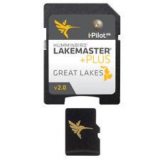 Humminbird Lakemaster PLUS Great Lakes 600015-6 v2.0 Hummingbird HCGLP4