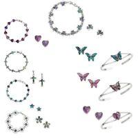 BellaMira Abalone Paua Shell Bracelet Bangle Earrings Jewellery Gift Boxed