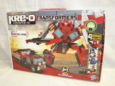 Sentinel Prime Transformers Dark Moon Kre-o Kreon 386 pcs Soundwave Hasbro 2010