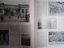 L'ILLUSTRATION an 1927 MISSISSIPI Little Rock, cascade d'OUZOUD, NUNGESSER COLI