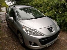 Peugeot Estate More than 100,000 miles Vehicle Mileage Cars